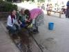 Das gemeinsame Händewaschen