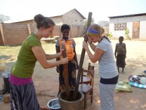 Wir helfen beim Palmenöl herstellen